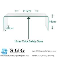 Quality High quality Clear safety glass tops for sale