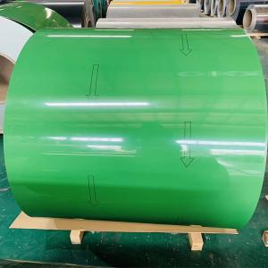 Quality PVDF Color Coated Painted Aluminum Coil For Making Roofing for sale