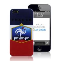 China 2014 World Cup France Team Cell Phone Hard Case for iPhone 5S on sale