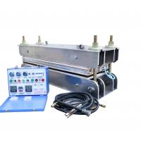 Buy cheap Steel Cord Conveyor Belt Splicing Machine Hydraulic Vulcanizing Machine from wholesalers