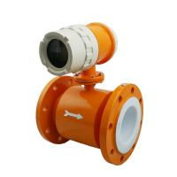 Quality High quality Compact Type Electromagnetic Flow Meter to highest 15m/s flow rate for sale