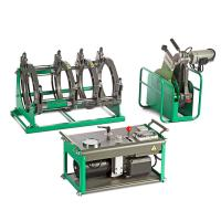 Quality Hydraulic Pe Pipe Butt Fusion Welding Machines For Pipe Fittings Welding for sale