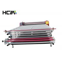 Quality Energy Saving Rotary Automatic Wire Mesh Sublimation Printing Machine for sale