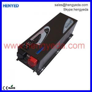 China 6kw power inverter 48v dc 230v ac/ electronics inverter circuit price on sale