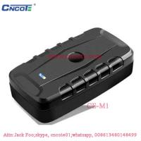 China portable free installation assets GPS tracking device gadget with magnetic internal rechargeable battery on sale