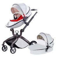 Best Hot New Baby Stroller 3 in 1 with Car Seat and Carrying Cot wholesale