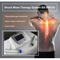 Best Excellent Back Pain Relief Shockwave Therapy Machine , Shockwave Physiotherapy Machine wholesale