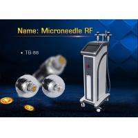 Best Micro Needles RF Stretch Mark Removal / Wrinkle Removal Fractional RF Beauty Machine wholesale