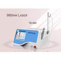 Best Effective Spider Vein Removal Touch Screen 980nm Diode Laser Equipment 1-5Hz 10W Portable wholesale