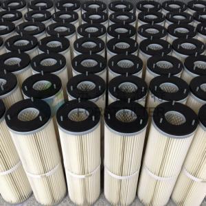 FORST Supply Industrial Polyester Air Filter Media Dust Filter Cartridge