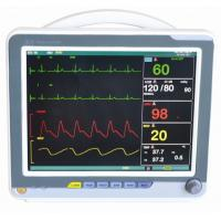 Quality 7-Lead ECG Waveforms Display Portable Patient Monitor With Digital SpO2 Technique for sale