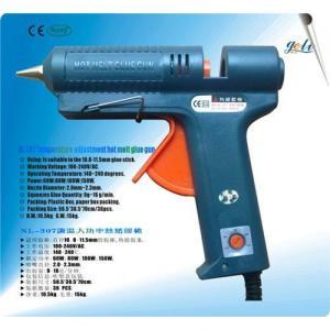 China 150 watts Adjustable Thermostats Glue gun,hot melt glue gun,glue gun china,suppliers glue gun on sale