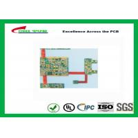 Quality Custom Circuit Boards Rigid-Flexible PCB Production Type  Immersion Gold PCB for sale
