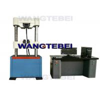Quality Parameter Gathering Hydraulic Compression Testing Machine Control Mode Optional for sale