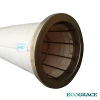 Quality Gypsum dust collector Nomex filter bag D160X4500 for sale