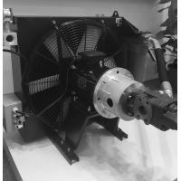 Quality High Performance Hydraulic Cooling Kit (fan motor pump cooler) for sale