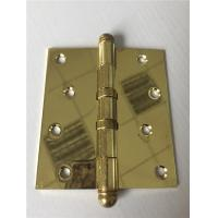 Buy cheap 4 Inch 2BB Heavy Duty Load Bearing Hinges For Door And Window Building Hardware from wholesalers