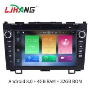 Quality Mp3 Mp5 Multimedia Honda Civic Car Dvd Player , Screen Mirroring In Dash Car Dvd Player for sale