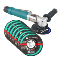 """Quality Angle Grinder 4.5"""" X 1/8"""" X 7/8"""" 80M/S Stone Cutting Discs for sale"""