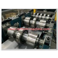 Quality W Shape Steel High Way Crash Barrier Guard Rail Roll Forming Production Line for sale