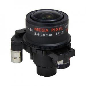 """Quality 1/1.8"""" 3.6-10mm F1.5 3Megapixel Φ14 Mount Motorized ZOOM Vari-focal IR Lens for sale"""
