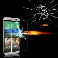 Best 0.3mm 2.5D 9H Mobile Phone Accessories for HTC ONE M8 Tempered Glass Screen Film wholesale