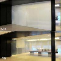 Quality 4+4mm 5+5mm 6+6mm tempered laminated Switchable Transparent Glass prices for sale