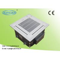 Quality Water System Cassette Fan Coil For Heating and Cooling HVAC Fan Coil Unit for sale