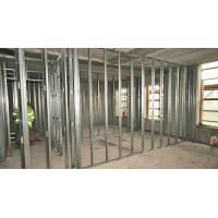 Quality Shock Resistant Drywall Steel Stud Good Flexibility Durable Building Material for sale