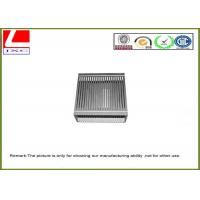 Best Machining Small Metal Parts Precision Forgings Aluminum Heatsink Suitable for CPU wholesale