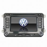 Quality 18 FM/12 AM Preset Car DVD Player for VW/Skoda/Seat Series, Supports SD Card, USB, iPod and Aux Port for sale