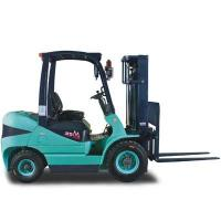 Best Max Lifting Height 3.8m 10 Tons Diesel Engine Forklift CPCD 100 wholesale