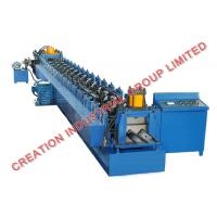 Quality Galvanized Steel Safty Highway Guardrail Roll Forming Machine with CE Certificate for sale