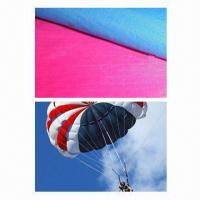 China Nylon ripstop fabric for parachute on sale