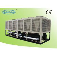 Quality Multi-Functional Heat Recovery Chiller with Control Panel , Rotary Screw Chiller for sale