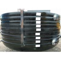 Quality Hot Formed Food Processing Industry Elliptical Diah Head For Storage Tank for sale