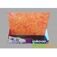 Best Paper Display Cardboard Boxes with UV , Spot UV , Varnishing wholesale