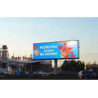Best 16mm Outdoor Full Color Led Display Screen Advertising 3906 Dots Energy Saving 50% wholesale