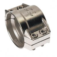 Quality DIN2817 Stainless Steel Hose Clamps EN14420-3 Standard Casting Technology for sale