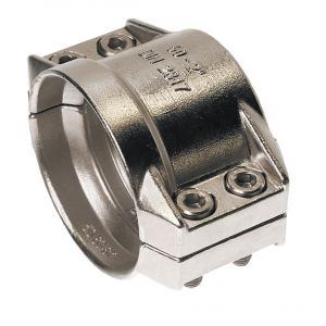 DIN2817 Stainless Steel Hose Clamps EN14420-3 Standard Casting Technology