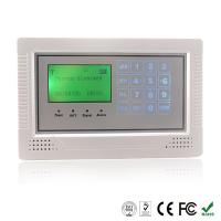 Quality 10 Wireless + 4 Wire Zones GSM Home Alarm for sale