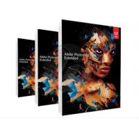 Quality Genuine Adobe Photoshop Cs6 Extended Product Operating System Language Pack for sale