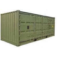 Quality 20ft swing door shipping container for sale