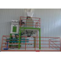 Quality Smart Auto Liquid Packing Machine For Feed Pellets / Fertilizer Granular for sale
