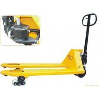 Buy supermarket 2.5 ton hand pallet truck at wholesale prices
