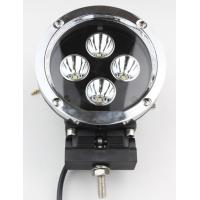 Quality Super Bright CREE LED Work Lights XML10W x 4 Spot IP68 4000lm For Truck for sale
