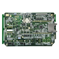 Buy cheap 6 Layer ENIG 1OZ Fr4 Electronic PCB Assembly from wholesalers
