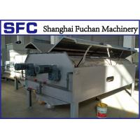 Quality SUS 304 Rotary Drum Sludge Thickening Machine For Mining Effluent Treatment for sale