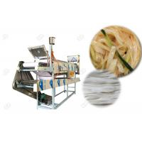China Full Automatic Flat Rice Noodle Maker Machine With Constant Temperature , 100-350 Kg / H on sale