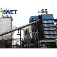 Quality Coal Fired 35 Tons Circulating Fluidized Bed Boiler 4331kg/H Fuel Consumption for sale